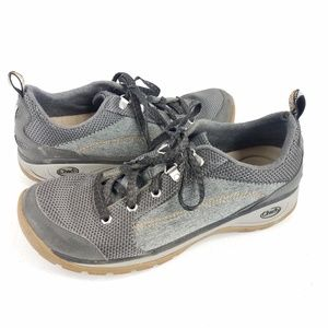 Chaco Kanarra Black/Gray Athletic Sneakers Size 10